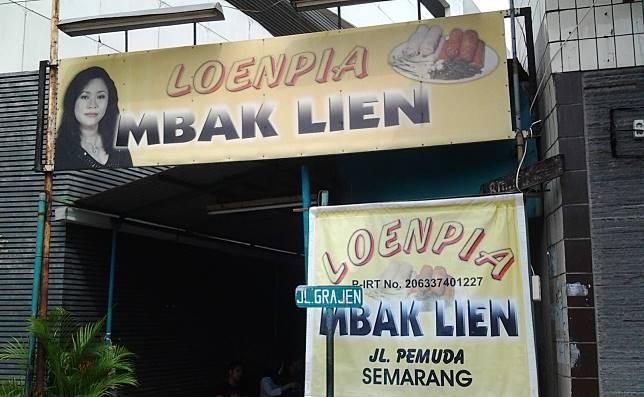 5 Tempat Rekomendasi Lumpia Semarang