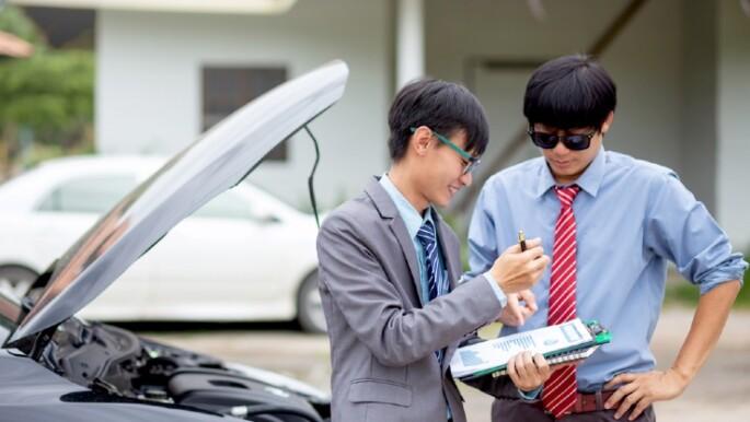 Asuransi Untuk Rental Mobil, All Risk atau TLO?